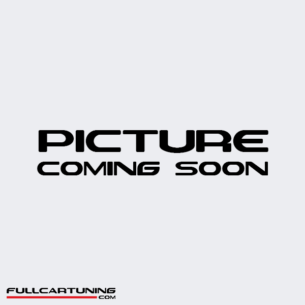 fullcartuning.com-AeroworkS License Plate Cover Cover License plate Carbon Fiber Honda Del Sol-30613-20
