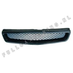 ABS Dynamics Grill Type R Style Black ABS Plastic Honda Civic Facelift-30295