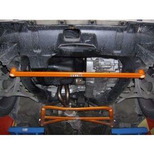 Summit Front Tie-Bar Orange Aluminium Honda Accord-41987