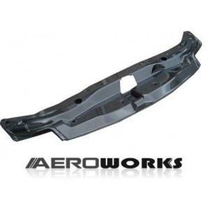 AeroworkS Cover Radiator Cooling Carbon Honda Civic-30634