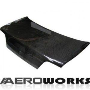 AeroworkS Trunk Carbon Nissan Skyline-30591