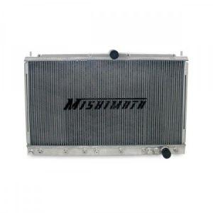 Mishimoto Radiator Silver Aluminium Mitsubishi 3000 GT-39296