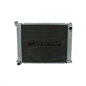Mishimoto Radiator Silver Aluminium Nissan 300 ZX-39297