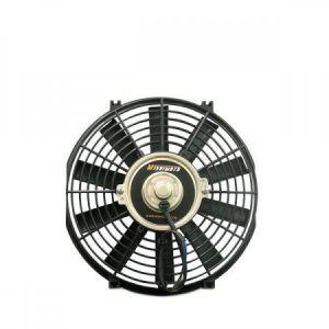 Mishimoto Slim Fan Electric Black 250mm-39447