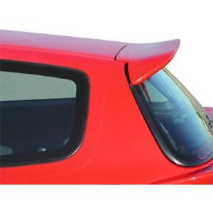 SK-Import Rear Spoiler Spoon Black ABS Plastic Honda Civic-57323