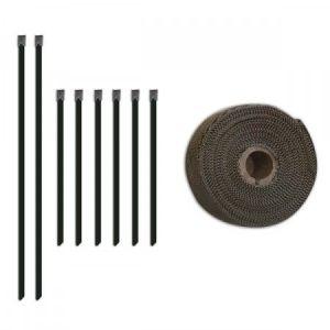 Mishimoto Exhaust Heat Wrap Bronze 10 Meter-39357