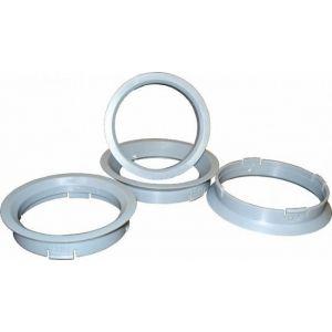 SK-Import Hub Centering Rings 74.1 ABS Plastic-55862