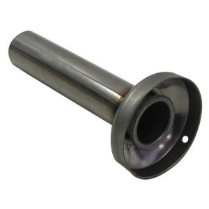 SRS Silencer 85mm Stainless Steel-42499