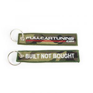Fullcartuning Key Chain Built Not Bought Green-47229