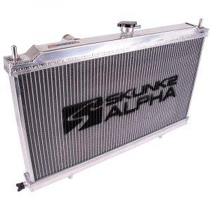 Skunk2 Radiator Alpha Serie Aluminium Honda Civic,CRX-57071