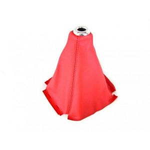 D1 Spec Shift Boot Red Leather-37229
