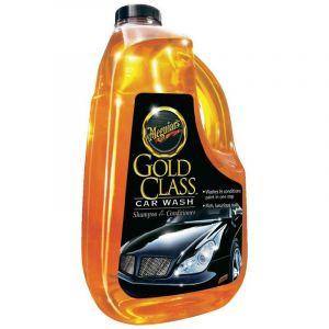 Meguiars Car Wash Gold Class Shampoo & Conditioner 1890ml-39043