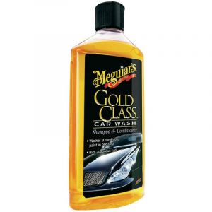 Meguiars Car Wash Gold Class Shampoo & Conditioner 437ml-39044