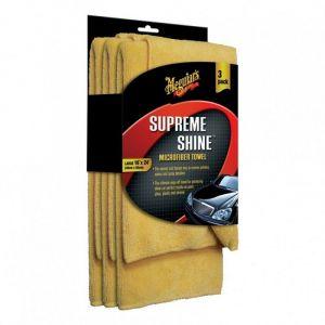 Meguiars Microfiber Supreme Shine-39086