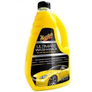 Meguiars Wash & Wax Shampoo & Conditioner 1400ml-39096