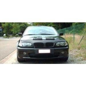 Masterbra Hood Bra Black Vinyl BMW 3-serie LCI-41436