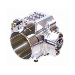 Blox Racing Throttle Body Silver 70mm Aluminium Honda Civic,Accord,Integra-44218
