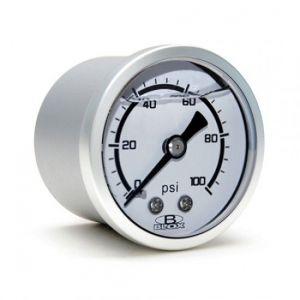 Blox Racing Gauge 52mm Fuel Pressure-44357