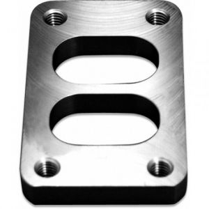 Blox Racing Intake Manifold Flange T3, T4 Steel-44451
