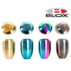 Blox Racing Shift Knob 5-Speed Aluminium-55465
