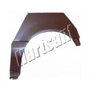 VAN WEZEL Rear Fender OEM Steel Honda Civic-45469