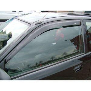SK-Import Front Side Window Visor JDM Smoke Plastic Honda Civic-45699