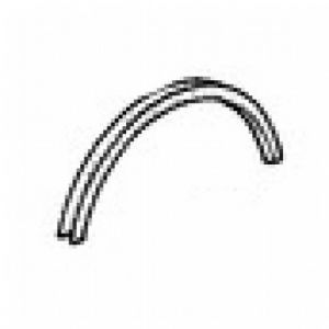 Honda Rear Wheel Arch Protection OEM Rubber Honda Del Sol,Shuttle-45795
