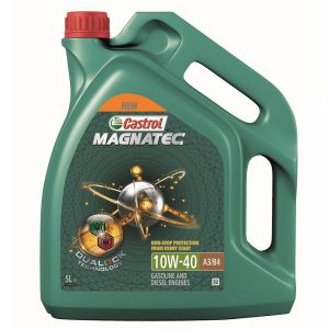 Castrol Engine Oil Magnatec 5 Liter 10W-40-46968