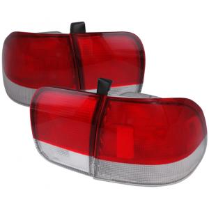 SK-Import Tail Lights JDM Style Honda Civic-47230