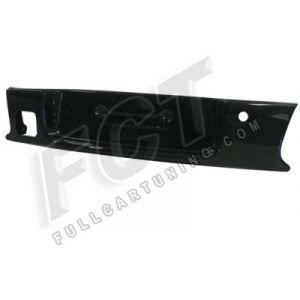 Aerodynamics Licence Plate Holder Carbon Honda Del Sol-32694