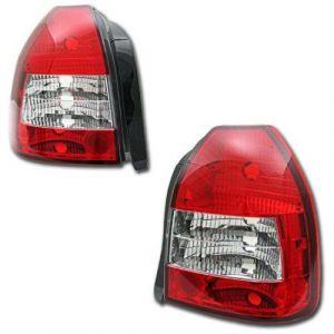 Sonar Tail Light Clear Lens Red Lens Honda Civic-41047