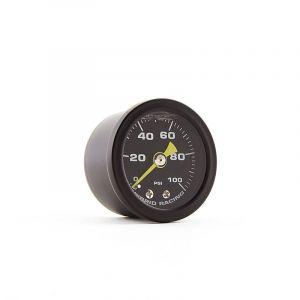 Hybrid Racing Fuel Pressure Gauge-55392