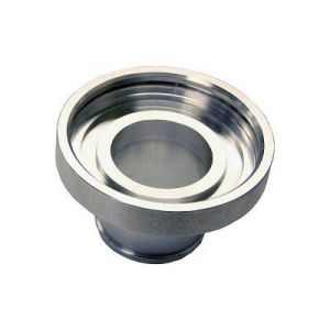 SK-Import Adapter HKS Style 34mm Steel-55724
