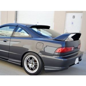 SK-Import Rear Window Visor Smoke Plastic Honda Integra-56216