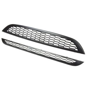 SK-Import Grill Black ABS Plastic MINI Mini-56351