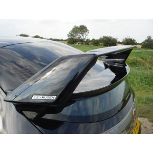 SK-Import Rear Spoiler Mugen 2-level Adjustable Blade Fiberglass Honda Civic-57690