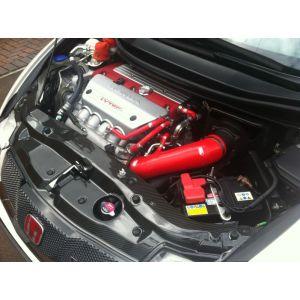 SK-Import Air Di Plate Carbon Honda Civic-57708