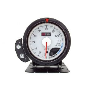 D1 Spec Gauge Version 2 White 60mm Exhaust Gas Temperature-60295