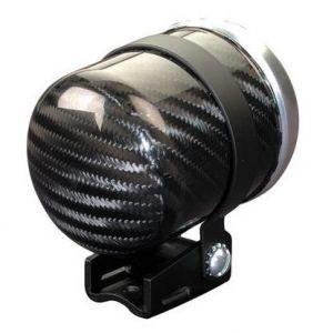 Autometer Gauge Pod 52mm Carbon-60474