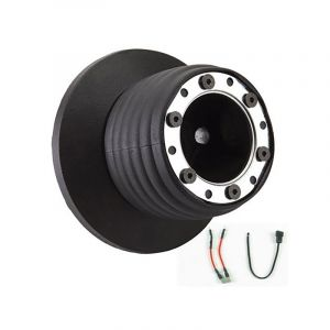 QSP Steering Wheel Hub Black Mazda MX-3,MX-5,626-67174