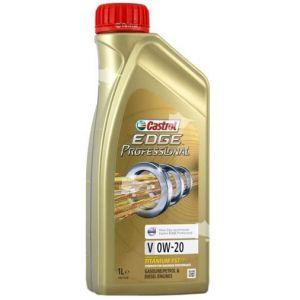 Castrol Engine Oil Edge 1 Liter 0W-20-60822