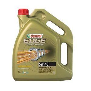 Castrol Engine Oil Edge 5 Liter 5W-40-60828