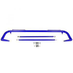 SK-Import Harness Bar Blue Stainless Steel-61386
