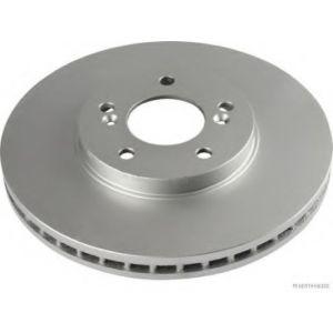 Ashuki Front Brake Discs OEM Replacement Honda Civic,CR-V,FR-V-61644