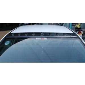 M2 Motorsport Vortex Generator Black ABS Plastic Mitsubishi Lancer Evolution-62569