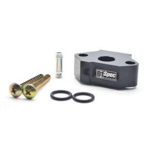 D1 Spec Gauge Adapter Gold For Boost Pressure Sensor Tap Steel Audi,Seat,Volkswagen-62659