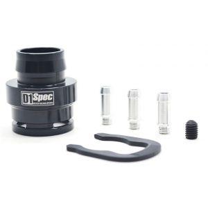 D1 Spec Gauge Adapter Black For Boost Pressure Sensor Tap Steel Audi,Seat,Volkswagen-62663