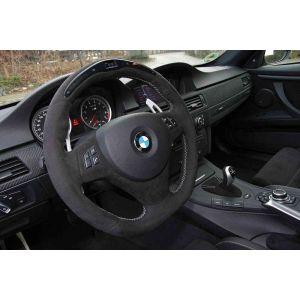 D1 Spec Extended Paddles Gun Metal Aluminium BMW 3-serie-62668