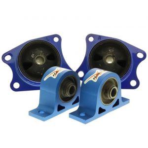 Hardrace Differential Mount Blue Honda S2000-62762