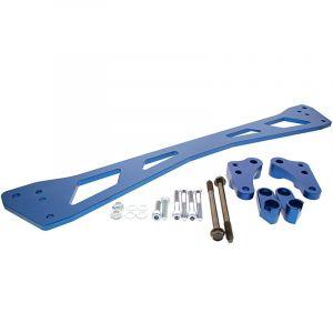Hardrace Rear Subframe Brace Blue Honda Civic,Del Sol,Integra-62770